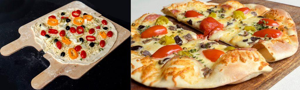 pizzapaddel pizzaschaufel